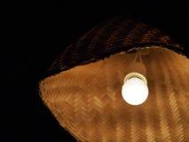 Sombras de lámpara Fotografía de archivo