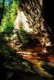 Sombras de la luz y de la sombra Foto de archivo libre de regalías