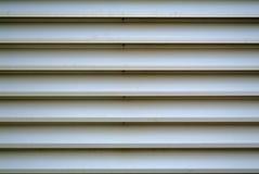 Sombras de ventana Foto de archivo