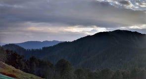 Sombras del cielo imagen de archivo libre de regalías