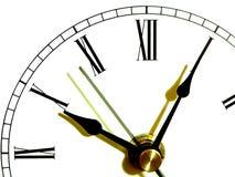 Sombras del tiempo Imagen de archivo libre de regalías