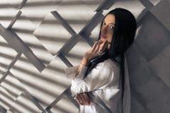 Sombras en el estudio Fotografía de archivo libre de regalías