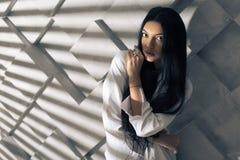 Sombras en el estudio Fotografía de archivo