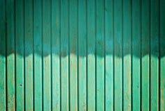 Sombras en la pared de madera Imagen de archivo libre de regalías