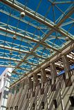 Sombras - o parlamento abriga Fotografia de Stock Royalty Free