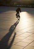 Sombras y siluetas Imagen de archivo libre de regalías