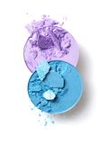 Sombreador de ojos colorido Foto de archivo