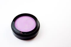 Sombreador de ojos púrpura Fotos de archivo libres de regalías