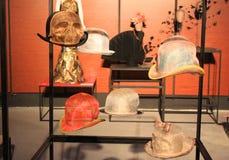 sombrerería Fotografía de archivo libre de regalías