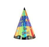 Sombrero 15 del partido Fotos de archivo libres de regalías