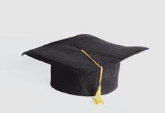 Sombrero académico cuadrado foto de archivo libre de regalías