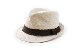 Sombrero aislado Fotografía de archivo libre de regalías