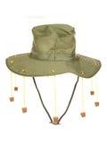 Sombrero australiano del corcho Imágenes de archivo libres de regalías