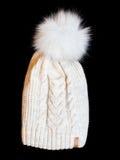 Sombrero blanco Fotos de archivo
