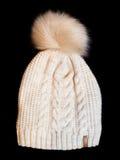 Sombrero blanco Fotografía de archivo libre de regalías
