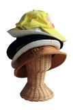 Sombrero Brimmed foto de archivo libre de regalías