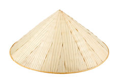 Sombrero cónico asiático Imagen de archivo libre de regalías