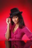 Sombrero caliente Foto de archivo libre de regalías