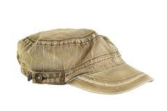 Sombrero de Brown fotografía de archivo libre de regalías