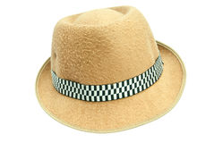 Sombrero de Brown Imagen de archivo