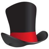 Sombrero de copa del vintage Imagen de archivo