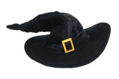 Sombrero de la bruja Fotos de archivo libres de regalías