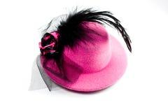 Sombrero de la mujer Foto de archivo libre de regalías