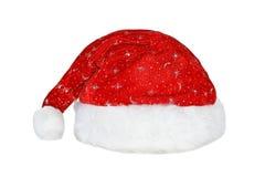 Sombrero de la Navidad foto de archivo libre de regalías