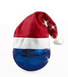 Sombrero de la Navidad imagen de archivo libre de regalías