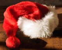 Sombrero de la Navidad Imagen de archivo