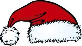 Sombrero de la Navidad Fotografía de archivo