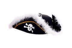 Sombrero de la piratería Fotografía de archivo