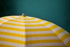 Sombrero de la playa Foto de archivo