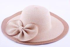 Sombrero de la señora Foto de archivo
