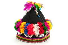 Sombrero de la tribu Imágenes de archivo libres de regalías