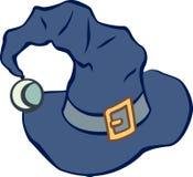 Sombrero de las brujas Imagen de archivo libre de regalías