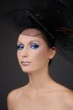 Sombrero de lujo Imagen de archivo libre de regalías