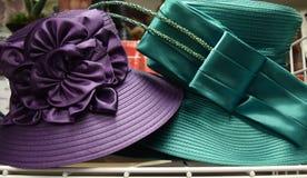 Sombrero de lujo para el día de derby imágenes de archivo libres de regalías