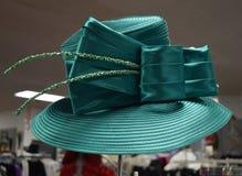 Sombrero de lujo para el día de derby Imagen de archivo libre de regalías