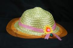 Sombrero de nylon Imágenes de archivo libres de regalías