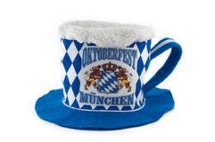Sombrero de Oktoberfest Imagenes de archivo