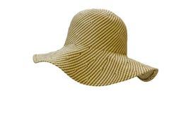 Sombrero de paja. Fotografía de archivo libre de regalías