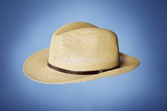 Sombrero de paja barato Foto de archivo