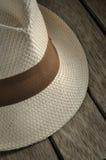 Sombrero de Panamá Foto de archivo