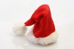 Sombrero de Papá Noel fotografía de archivo