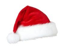 Sombrero de Papá Noel. Fotos de archivo