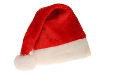 Sombrero de Papá Noel Imagenes de archivo