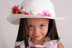 Sombrero de Pascua Fotografía de archivo libre de regalías