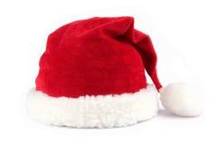 Sombrero de Santa Fotos de archivo libres de regalías