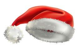 Sombrero de Santas ilustración del vector